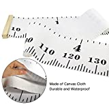 MIBOTE Baby Growth Chart Handing Ruler Wall Decor