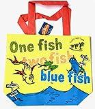 Dr. Seuss One Fish Two Fish Mini Shopper Tote Bag