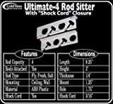 ColdTuna Ultimate 4 Rod Sitter - 4 Rod Fishing