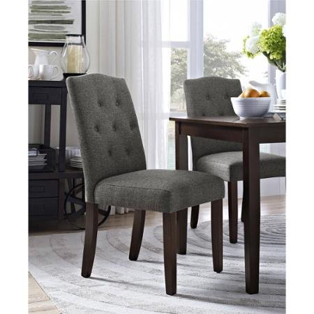 Cool Amazon Com Better Homes And Gardens Traditional Parsons Squirreltailoven Fun Painted Chair Ideas Images Squirreltailovenorg