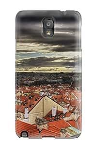 Lauruerrero FKgsOmC22000PfTCs Case Cover Skin For Galaxy Note 3 (prague R Czechia Bohemia Nature Other)