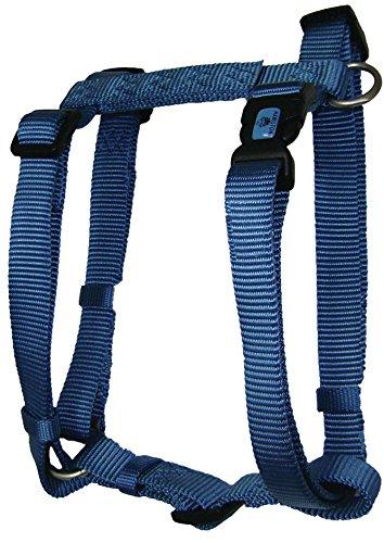 how to put on a hamilton dog harness