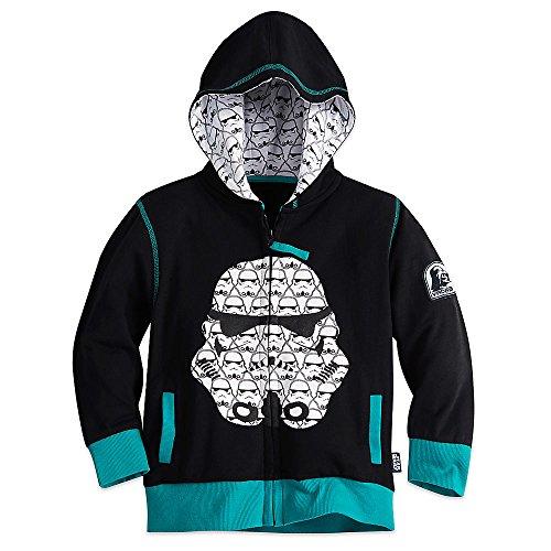 Star Wars Stormtrooper Zip Jacket for Boys Size 7/8