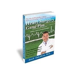 Amazon heart surgery game plan ebook jacob delarosa kindle heart surgery game plan by delarosa jacob solutioingenieria Image collections
