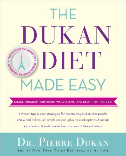 The Dukan Diet Made Easy cover