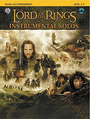 Lord Ring 0 (The Lord of the Rings: Instrumental Solos- Piano Accompaniment)