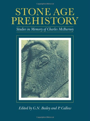 Stone Age Prehistory: Studies in Memory of Charles McBurney