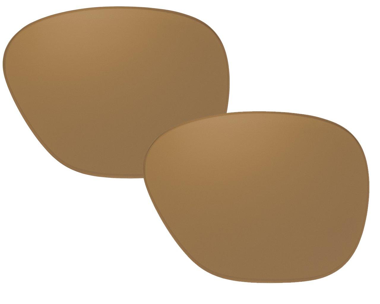 Suncloud Optics Cookie Authentic Replacement Polarized Lenses (Brown Lens)