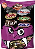 #5: M&M's MARS Chocolate Favorites Halloween Candy Bars 250 Piece Variety Mix, 96.2 Ounce