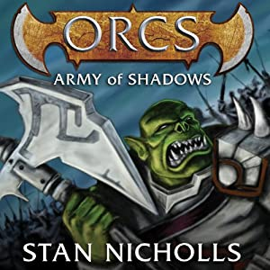 Orcs: Army of Shadows Audiobook