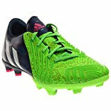 Adidas Predator Absolion Instinct Fg Soccer Cleat (solar Green, Rich Blue) Sz. 10 | amazon.com