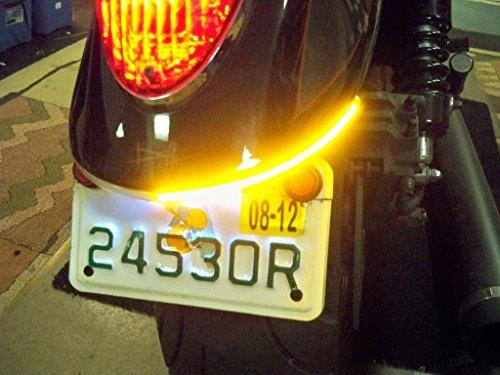 Kawasaki Mean Streak Led Tail Light