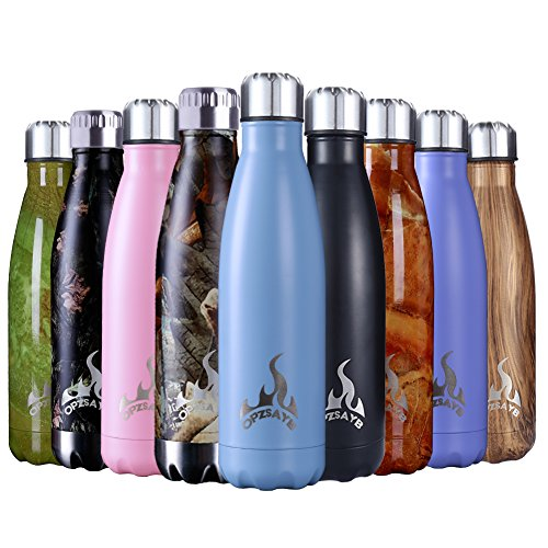 how to clean rust spoylts inside stainless steel water bottle