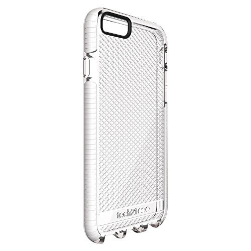 Price comparison product image Tech21 Impactology Evo Check for iPhone 6 / 6s 4.7 Clear + White
