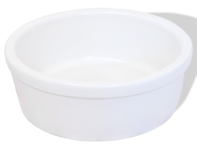 Futterschale 2 Liter Futtertrog Futterschüssel Wassernapf Napf