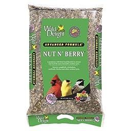 Wild Delight 366200 20-Pound Nut N-Berry Birdfood