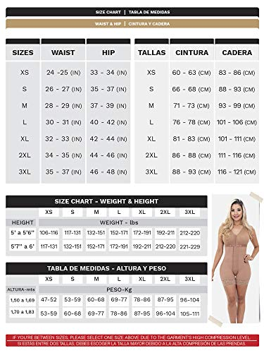 9562c9bb1cd8e SONRYSE 086BF Slimming Bra Shapewear Body Shaper Fajas Colombianas Mocha XS