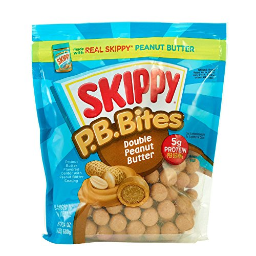 Skippy PB Bites- Double Peanut Butter 24 ounces Large Size