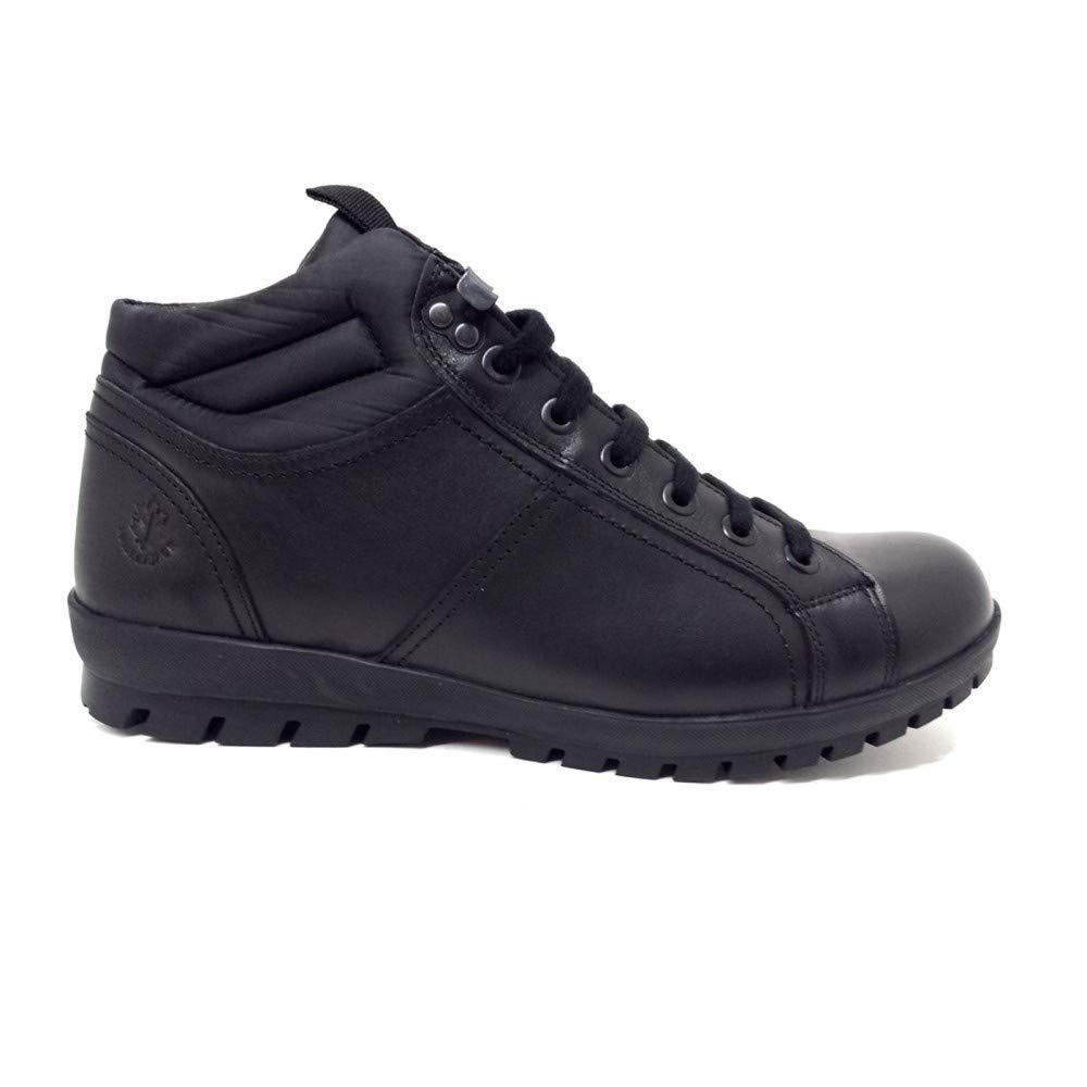 Lumberjack CB001 schwarz Ankle Stiefel Scarpa herren Stiefel SM03101010-B01CB001