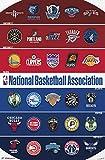 Trends International NBA - Logos 18 Wall