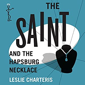 The Saint and the Hapsburg Necklace Audiobook