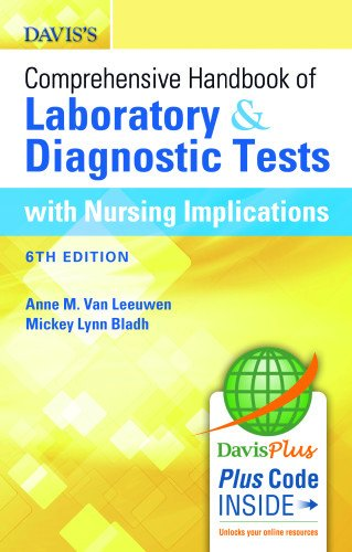 Electronic Flash Instruction Manual - Davis's Comprehensive Handbook of Laboratory and Diagnostic Tests With Nursing Implications (Davis's Comprehensive Handbook of Laboratory & Diagnostic Tests With Nursing Implications)
