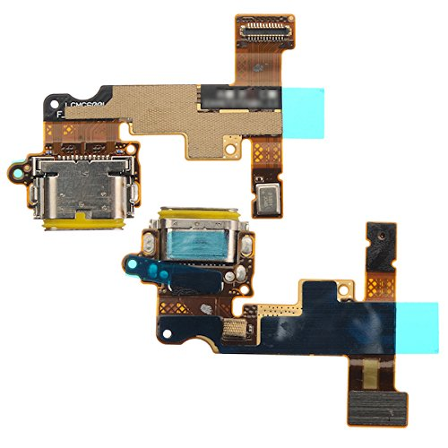 BisLinks for LG G6 H870 Type C USB Charging Port Dock Connector Microphone Flex H871 H872 Replacement Part