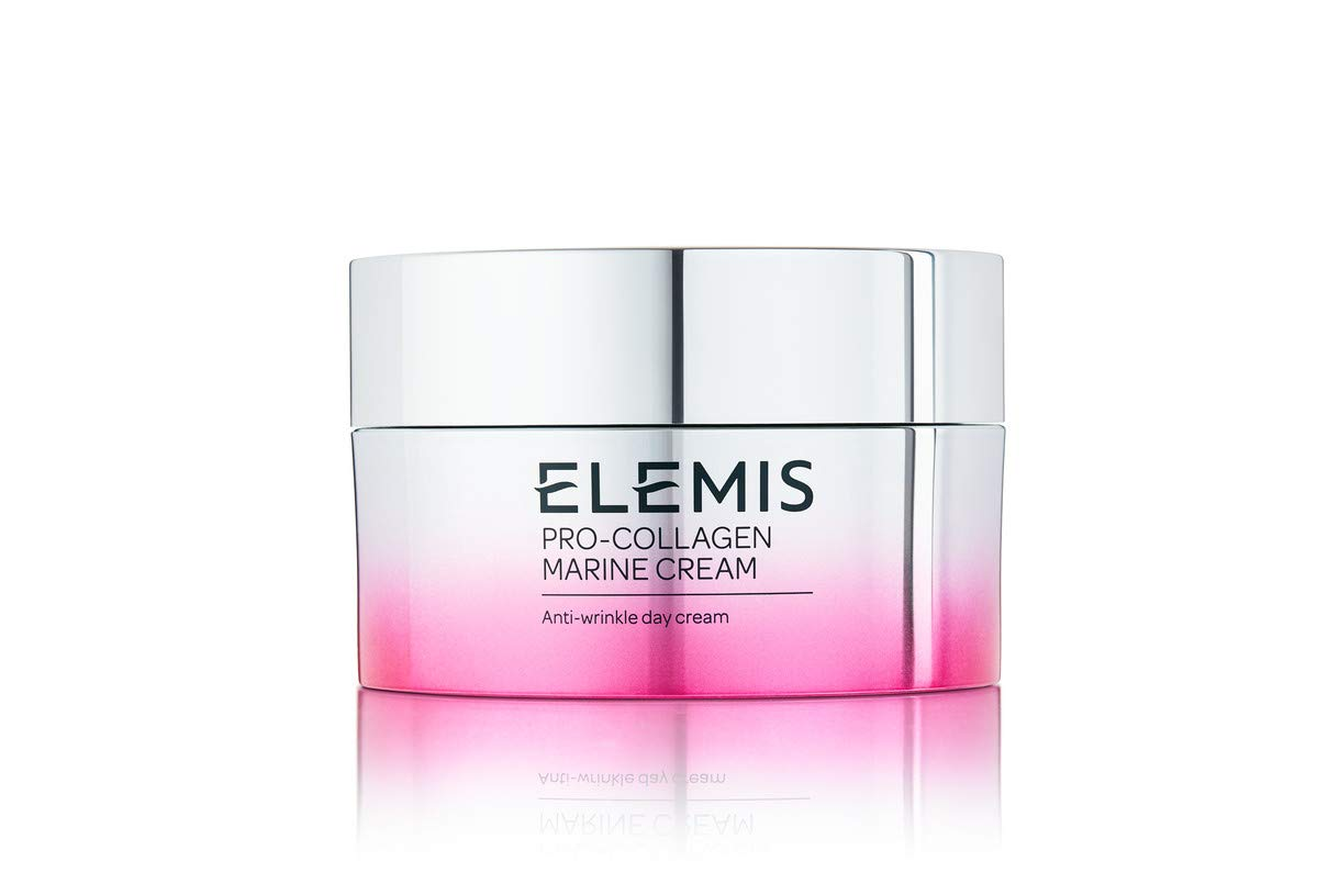 ELEMIS Pro-Collagen Marine Cream Limited Edition Breast Cancer Supersize, 3.3 Fl Oz