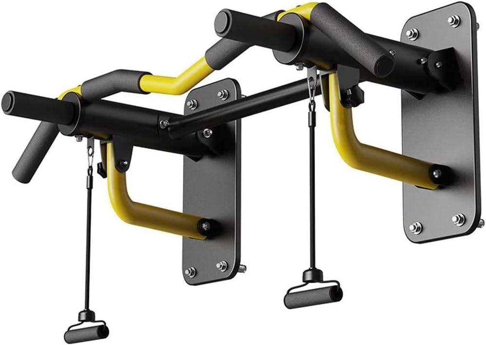 Rindasr Pull-ups a la barra horizontal en casa estante saco de arena polo doble cubierta, Músculo del brazo multifuncional cuerpo músculo pectoral palanca de equipos de fitness ejercicio marco de la p