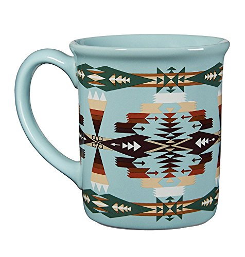 Coffee Tucson Mug - Pendleton Tucson Jacquard Coffee Mug, One Size