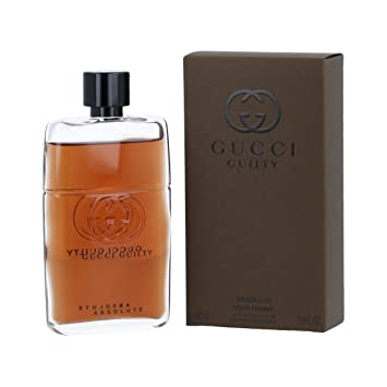 3bdd961b79a Gucci Guilty Absolute Pour Homme - 90 ml  Amazon.es  Belleza