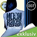 Moonraker (James Bond 3) Audiobook by Ian Fleming Narrated by Oliver Siebeck