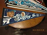 Ken Griffey Jr Seattle Mariners vertical pennant