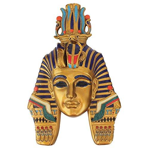 Madison Collection Egyptian Pharaoh Wall Mask