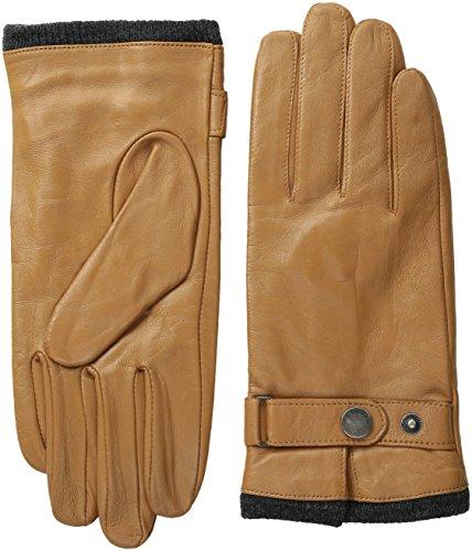 Ben Sherman Leather Heathered Lining