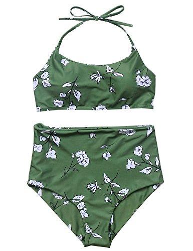 Vintage High Waisted Bikini Sets in Australia - 8