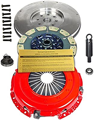 Amazon.com: EFT STAGE 3 CLUTCH & FLYWHEEL KIT DODGE RAM 2500 3500 5.9L 6.7L TURBO DIESEL G56: Automotive