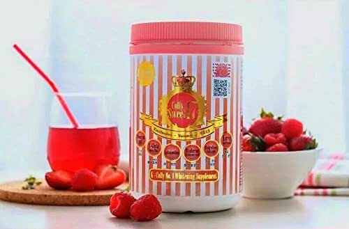 Colly Sweet 17 Selling Korean Collagen K Powder Drink Healthy Smooth Skin HAIR & NAILS