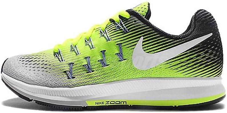 Amazon.com: Nike Mujer Air Zoom Pegasus 33, Verde, 5.5 B(M ...