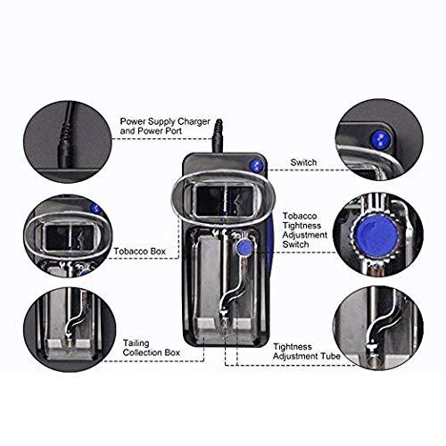 lcfun Electric Cigarette Rolling Machine