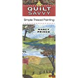 Quilt Savvy: Simple Thread Painting