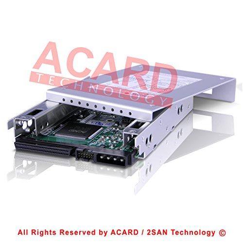 ACARD ARS-2160 SATA to Ultra 160 SCSI 68 pin Bridge Box for 2.5