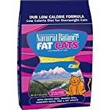 Natural Balance Fat Cats Low Calorie Dry Cat Food - 15-Pound