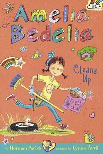 Amelia Bedelia Cleans Up (Turtleback School & Library Binding Edition)