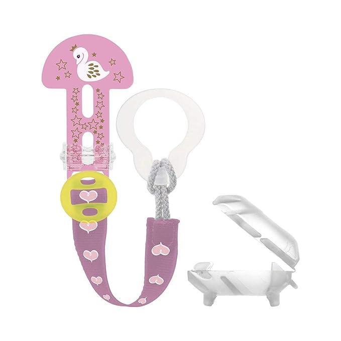 Mam 67273611 Clip it. & Cover Joven rosa rosa