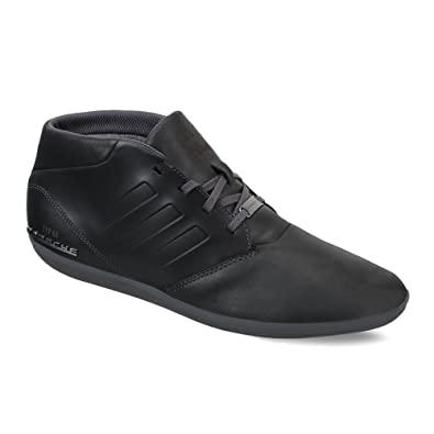 a0f36864a04 adidas Originals Porsche Typ 64 Mid S81916 Black Men Trainers Sneaker Shoes  Size  EU 46