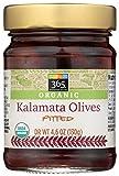 365 Everyday Value, Organic Kalamata Olives, Pitted, 4.6 oz