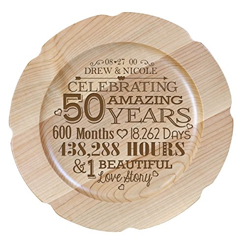 - LifeSong Milestones Personalized 50th Anniversary 12