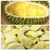 FREEZE DRIED DURIAN 1000g THAI FRUIT SNACK FRUIT FOOD NATURAL CRISPY