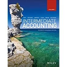 Intermediate Accounting, Volume 1
